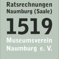Ratsrechnung 1519